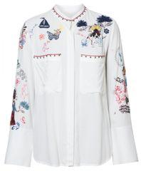 Desigual dámská košile Cam Xenia