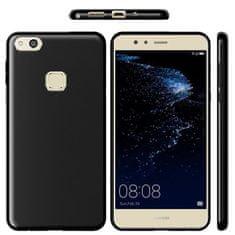 Silikonska maska za Huawei Honor 9 Lite, crna