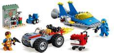 "LEGO Movie 70821 Emmetova i Bennyjeva radionica ""Postavi i popravi""!"