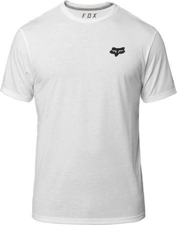 FOX T-shirt męski Manifest Ss Tech Tee L biały