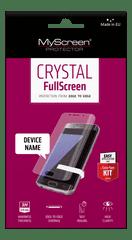 My Screen zaščitna folija za Galaxy A7 2018 A750, celozaslonska zaščita