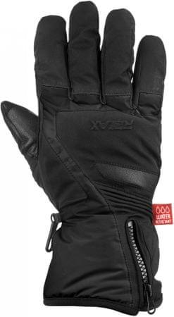 Relax rękawice narciarskie męskie Thunder czarne L