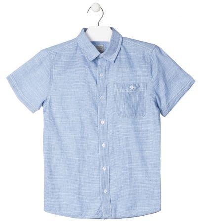 Losan chlapecká košile 152 světle modrá
