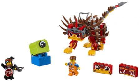 LEGO zestaw klocków Movie 70827 UltraKocia i Lucy Wojowniczka