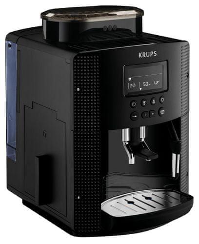 Krups EA81P070 Essential pohled na kávovar