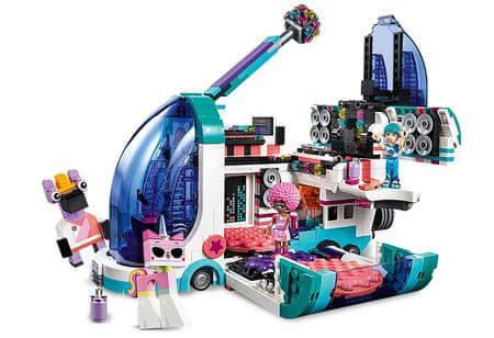 LEGO Movie 70828 Kibillenthető partibusz