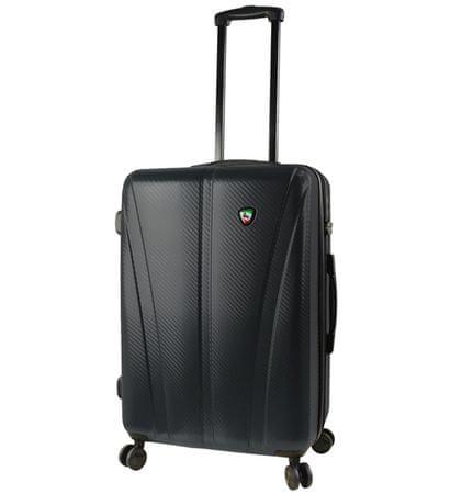 Mia Toro Utazó bőrönd M1238/3-M fekete