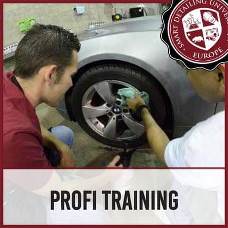 Chemical Guys Kurz Profi training
