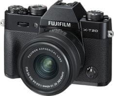 FujiFilm X-T20 + XC 15-45