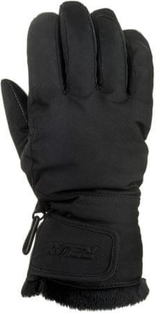 Relax ženske rukavice Icepeak, crne, L