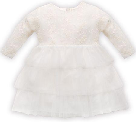 14fa832ca PINOKIO dívčí šaty s krajkou Princess 68 krémová - Alternativy | MALL.CZ