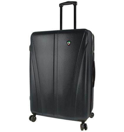 Mia Toro Utazó bőrönd M1238/3-L fekete