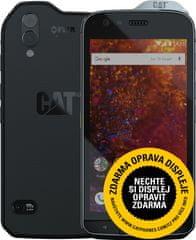 CAT S61, 4GB/64GB, termokamera, snímač kvality vzduchu, laserové měření