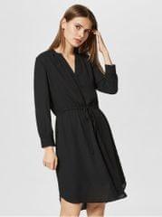 Selected Femme černé šaty Damina