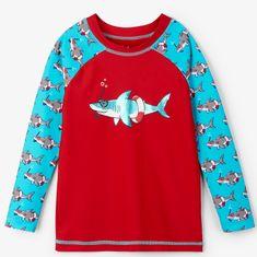 Hatley fiú úszó póló UV 50 +