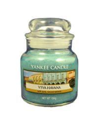 Yankee Candle świeca zapachowa mała Classic 104 g Viva Havana