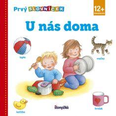 autor neuvedený: Prvý slovníček: U nás doma