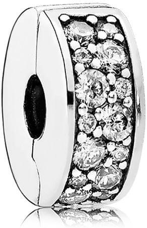 Pandora Svetleča kroglica 791817CZ srebro 925/1000