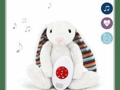 ZAZU glazbena igračka s umirujućim zvukovima zec BIBI