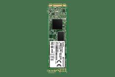 Transcend SSD disk M.2 128GB 2280 830S, 560/510MB/s, 3D TLC, SATA 3 (6GB/s)