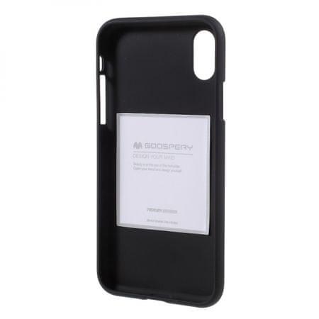 Goospery silikonski ovitek za Xiaomi Mi 5X/Xiaomi Mi A1, črn
