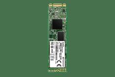 Transcend SSD disk M.2 512GB 2280 830S, 560/510MB/s, 3D TLC, SATA 3 (6GB/s)