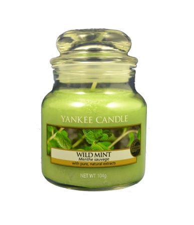 Yankee Candle Classic malý 104 g Divoká mäta