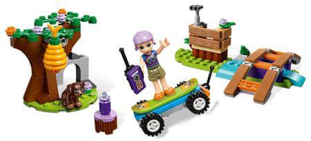 LEGO Friends 41363 Mia in pustolovščina v gozdu
