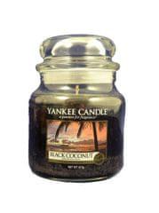 Yankee Candle świeca zapachowa średnia Classic 411 g Black Coconut