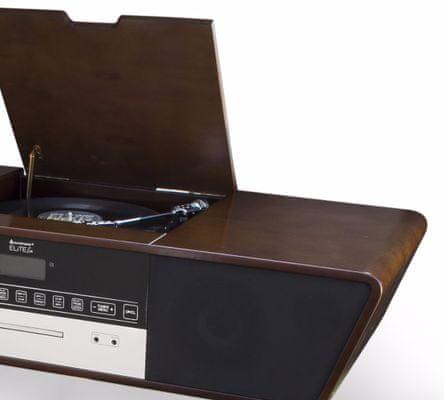 Hudební centrum Soundmaster NR955 dab+ rádio fm rádio lcd displej