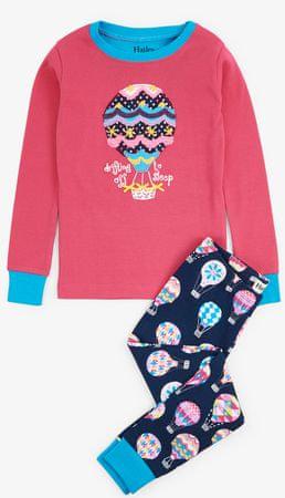 Hatley dekliška pižama, 104, večbarvna