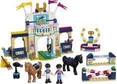 LEGO zestaw Friends 41367 - Skoki przez przeszkody Stephanie