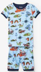 Hatley chlapčenské letné pyžamo