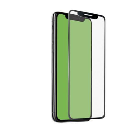 SBS steklo za iPhone XR Full Glass, črna