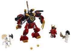LEGO Zestaw Ninjago 70665 Mech - samuraj