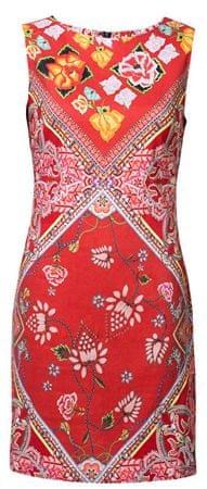21c0342800 Desigual Női ruha Vest Lisa Carmin 19SWVWAF 3000 (méret 36) | MALL.HU