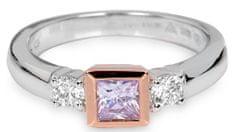 Silver Cat Srebrni prstan s kristali SC145 srebro 925/1000