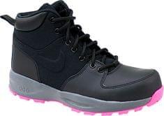 Nike Manoa Lth GS 859412-006 37,5 Czarne