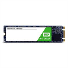 WD SSD tvrdi disk Green 3D NAND M.2 2280, 480 GB