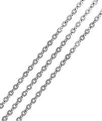 Brilio Silver Ezüst lánc 42 cm 471 086 00110 04 - 1,94 g ezüst 925/1000