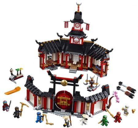 LEGO Zestaw Ninjago 70670 Klasztor Spinjitzu