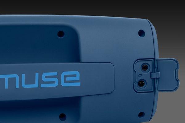 Bluetooth přenosný reproduktor Muse m-930 DJ USB Bluetooht NFC ochrana IPX4 Li-Ion baterie 2200 mAh