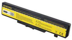 PATONA bateria do LENOVO G580 4400 mAh Li-Ion 11,1 V PT2386