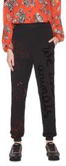 Desigual Spodnie damskiePant Dawson Negro 18WWPW05 2000