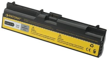 PATONA Akkumulátor a LENOVO ThinkPad E40/E50 notebookokhoz 4400 mAh 10,8 V PT2250