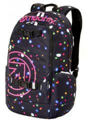 MEATFLY HátizsákBasejumper 4 Backpack B-Lights Neon