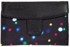 230a05b16b3f MEATFLY Női Needle Lights Neon pénztárca, Black