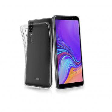 SBS silikonski ovitek za Samsung Galaxy A7 2018, prozoren
