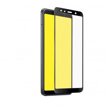 SBS steklo za Samsung Galaxy A7 2018, črno