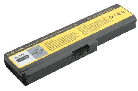 PATONA Akkumulátor a TOSHIBA SATELLITE M300, M305 notebookokhoz 4400 mAh 11,1 V PT2307